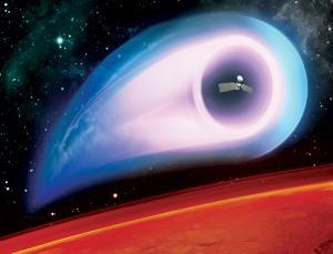 Bolha magnética vai proteger naves na reentrada