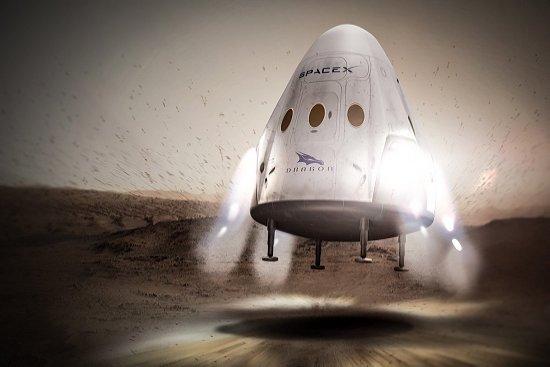 SpaceX diz que irá a Marte em 2018 - quais são suas chances?