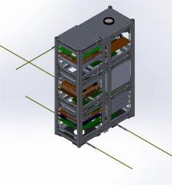 NASA ajudará a construir nanossatélite brasileiro