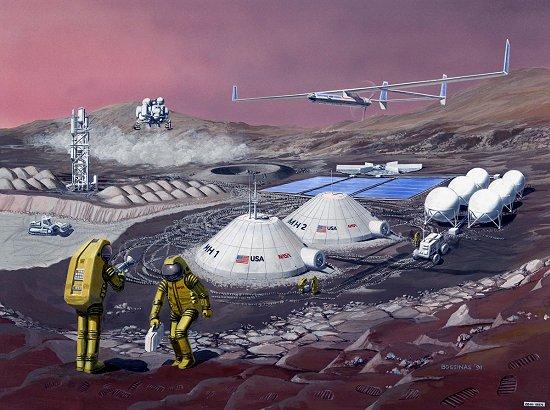 NASA cria dois institutos para criar tecnologias para colonizar o espaço