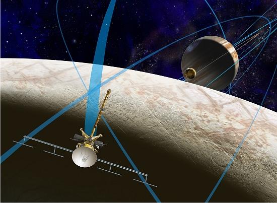 Lua de Júpiter será primeiro alvo na busca por vida extraterrestre