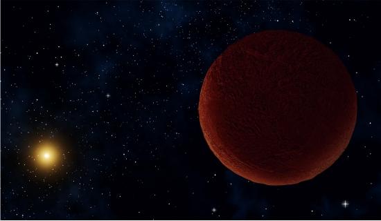 DD: Planeta-anão leva 1.100 anos para orbitar o Sol