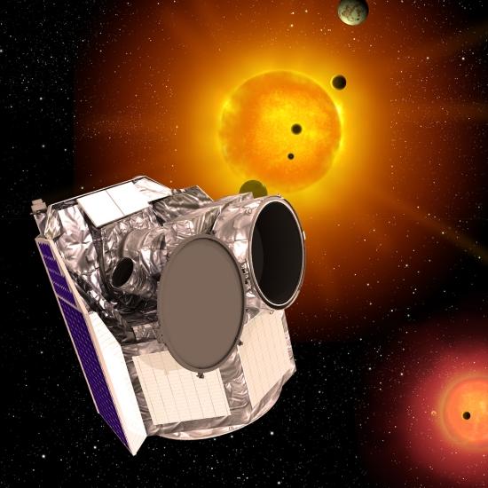 Cheops - Novo telescópio para observar exoplanetas