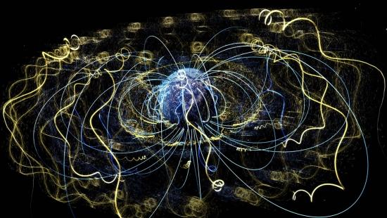 Sons do espaço ajudam a proteger satélites de comunicação