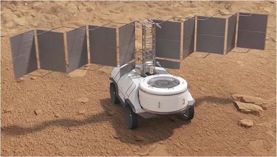 NASA testa usina nuclear para bases lunares e marcianas