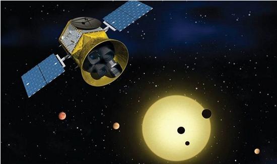 Telescópio caçador de exoplanetas é lançado