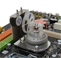 "010150080303 cooler motor stirling 3 - ""Cooler"" movido por motor a pistão resfria chip sem gastar energia"