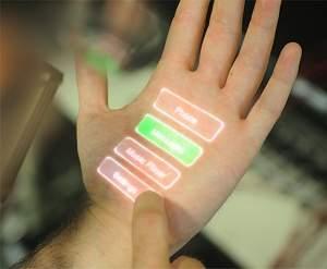 Skinput: pele substitui touchpads e telas sensíveis ao toque