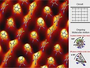 Criado processador molecular que imita cérebro humano