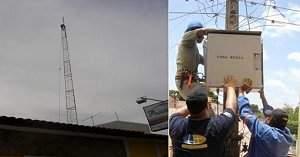 USP testa TV digital pela rede elétrica