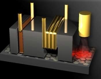 Discos rígidos a laser armazenam 100 vezes mais dados