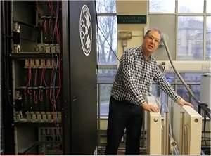 Computador molhado evita desperdício de energia