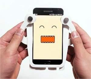 Caneta magnética interage com smartphones e tablets à distância