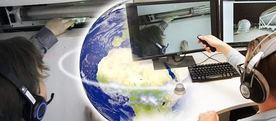 Realidade aumentada viabiliza trabalho técnico à distância