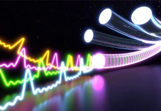 Técnica simples coloca 10 vezes mais dados nas fibras ópticas