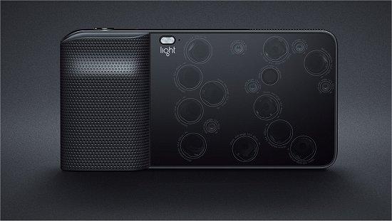 Câmera compacta usa 16 CCDs para obter foto profissional