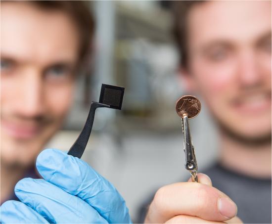 Neuroprocessador de luz agora incorpora inteligência artificial