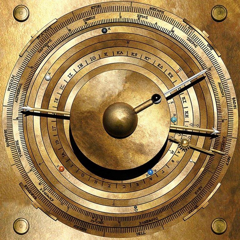 Mecanismo de Antic