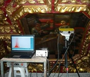 Tecnologia brasileira desvenda segredos das obras de arte