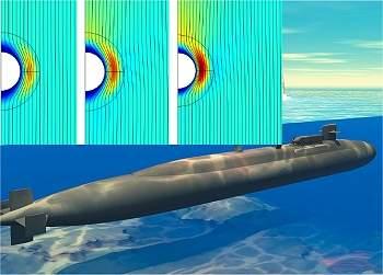 Invisibilidade aquática: navios e submarinos que não fazem ondas