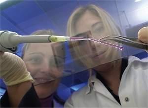 Vasos sanguíneos artificiais são feitos por impressora 3D