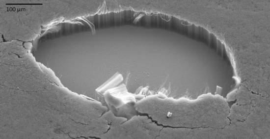 NASA desenvolve material super-negro