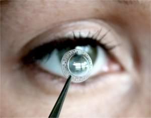 Córneas artificiais prontas para testes em humanos