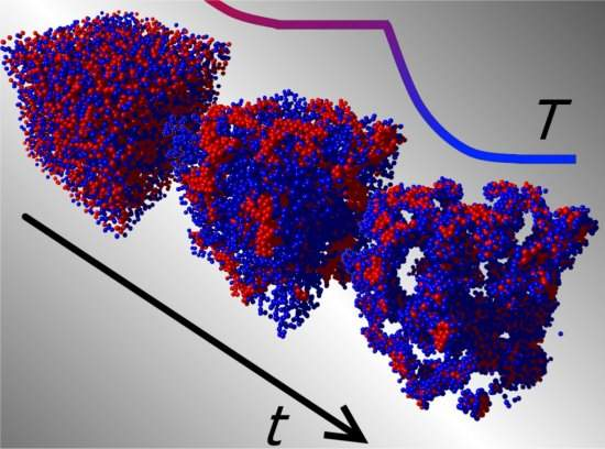 DNA dá vida a materiais inertes