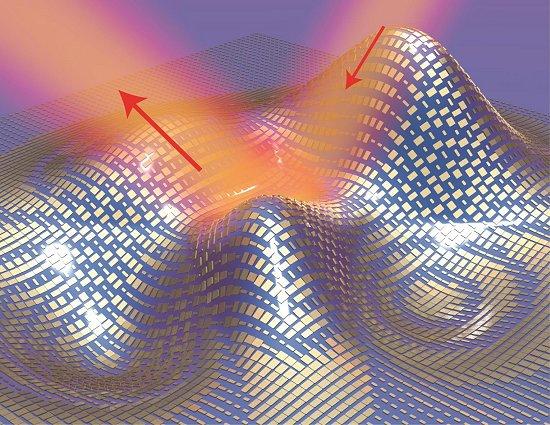 Pele de invisibilidade pode ser ligada e desligada