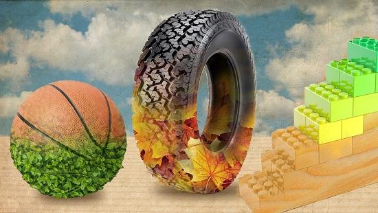 Processo químico produz borracha e plástico de biomassa