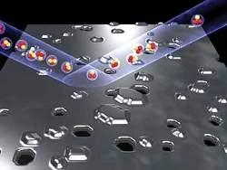 Espelho para átomos é a superfície mais perfeita já construída pelo homem