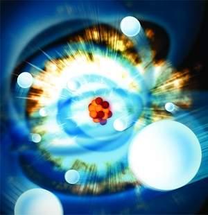 Fonte de raios X mais potente do mundo cria átomos ocos