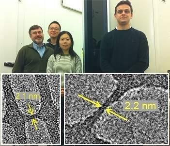 Brasileiro abre novas fronteiras para nanofabricação