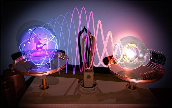 Menor lente do mundo mostra ligações químicas entre átomos