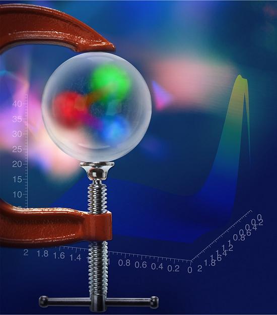 Próton tem pressão maior que objeto mais denso do Universo