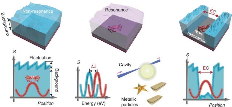 Microscópio óptico agora permite ver diretamente mundo da nanotecnologia