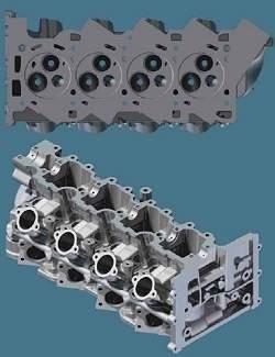 Motor a gasolina equipara eficiência de motor diesel