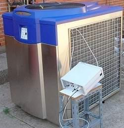 Ar-condicionado solar foi projetado para uso doméstico