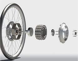 Bicicletas inteligentes terão sistema regenerativo