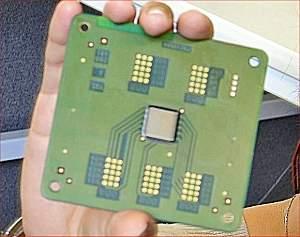 Microrradiadores vão resfriar eletrônica de alta potência
