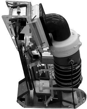 Aspirador de pó eletrostático remove sujeira invisível