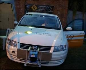 Sistema autônomo de navegação para veículos é desenvolvido no Brasil