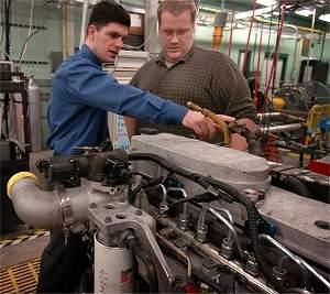 Motor diesel flex adapta-se ao biodiesel para eliminar poluentes