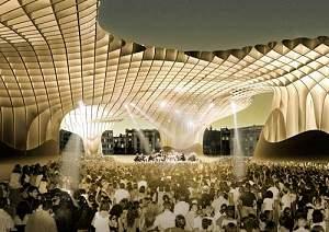 Arquitetura que cola: obra exigiu nova técnica de construção civil