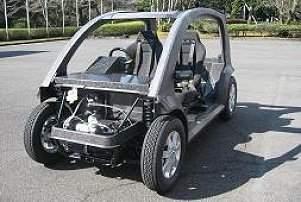 Carro de fibra de carbono é fabricado em menos de um minuto