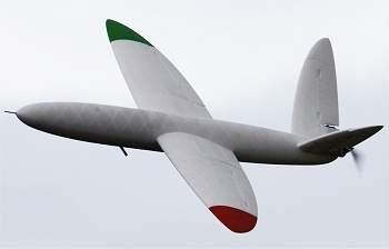 Primeiro avião impresso do mundo