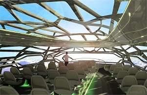 Pesquisadores mostram avanços para aviões brasileiros do futuro