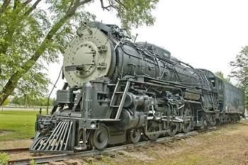 Trem bala a vapor queimará biocarvão e será neutro em carbono