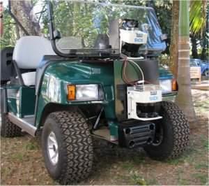 Veículos sem motorista já circulam em campus da USP