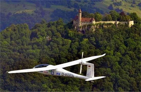 Avião elétrico bate recorde de autonomia